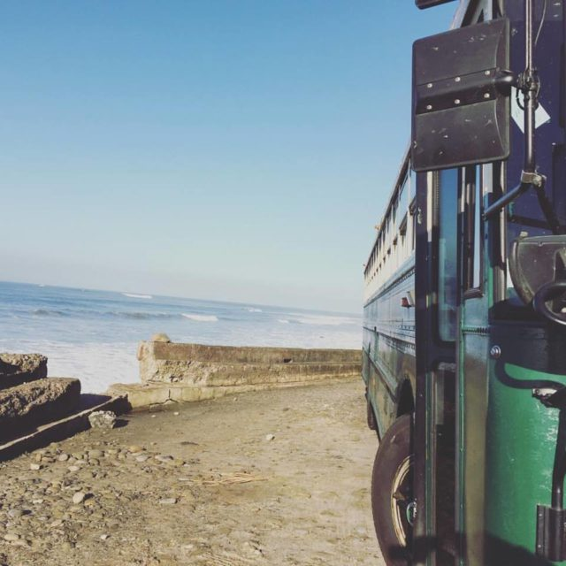 Boondocking Along The California Coast